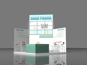 Dars Praha - Expopharm 2014 design