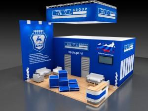 GAZ - MSV Brno design